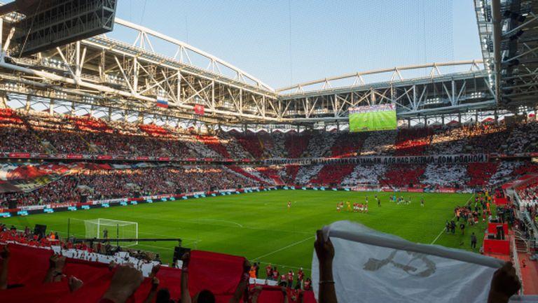 Спартак (Москва) подкрепи идеята за продажба на бира по стадионите