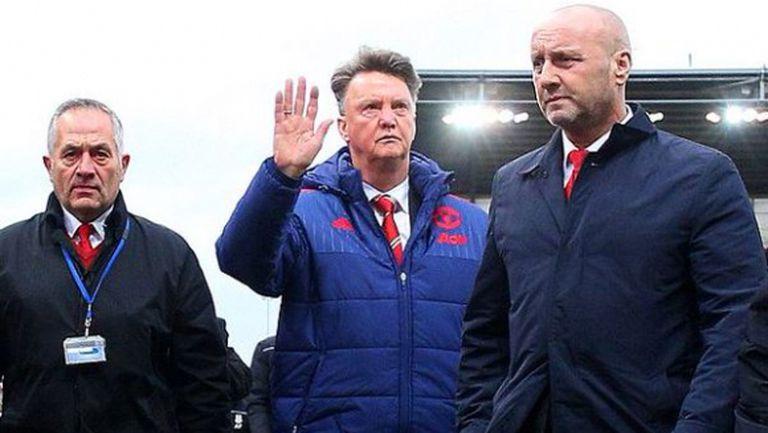 Юнайтед за пръв път от 26 години не успява да запише победа в седем поредни мача