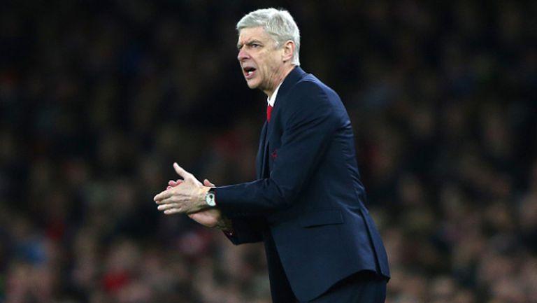Венгер за героя на Арсенал: Той е съвършеният футболист!
