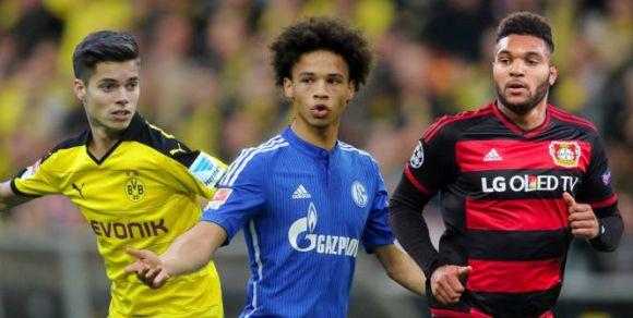 Трите открития на сезона в Бундеслигата са…