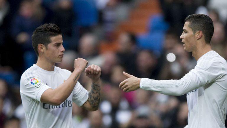"""Пак пресилени дузпи за Реал Мадрид, трудна победа за """"белите"""" (видео + галерия)"""