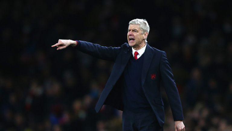 Венгер обеща нови футболисти в Арсенал през зимата