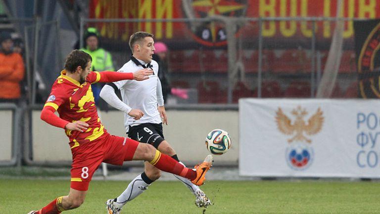 Торпедо (М) - Арсенал (Тула) 0:1