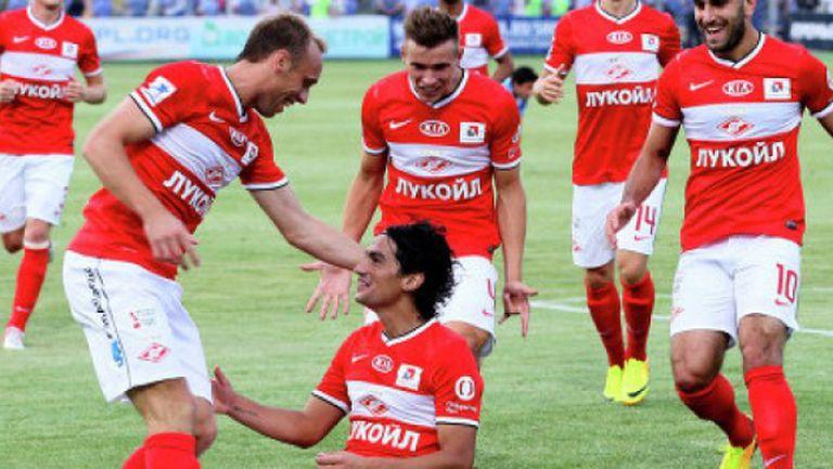 Спартак (Москва) - Арсенал (Тула) 2:0