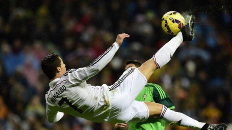 Реал Мадрид - Селта 3:0