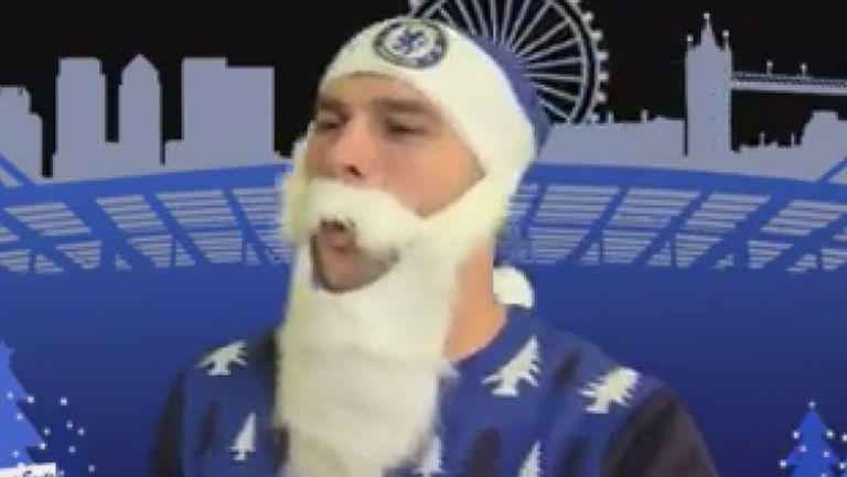 Вижте смешните моменти по време на снимките на коледния клип на Челси