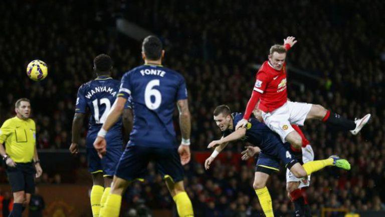 Манчестър Юнайтед - Саутхамптън 0:1