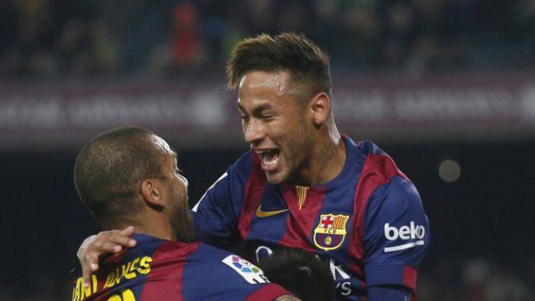 Барселона - Атлетико (Мадрид) 3:1