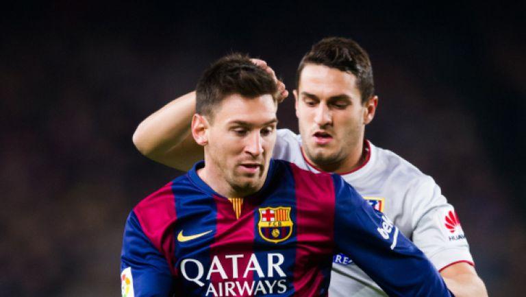 Барселона - Атлетико (Мадрид) 1:0