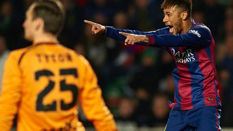 Елче - Барселона 0:6