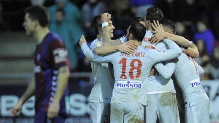 Ейбар - Атлетико Мадрид 1:3