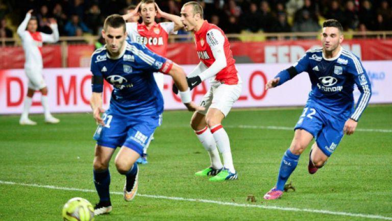 Монако - Лион 0:0