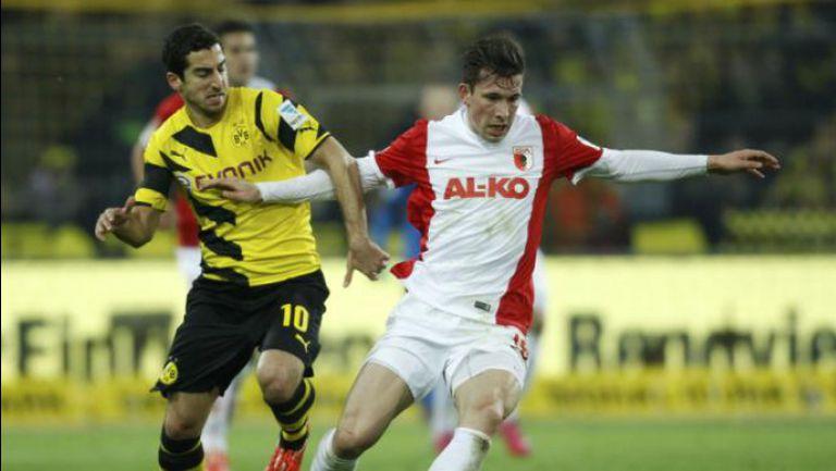Борусия (Дортмунд) - Аугсбург 0:1