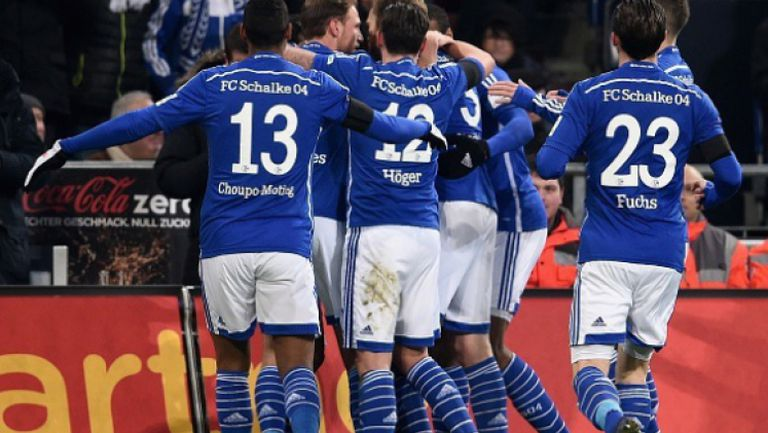 Шалке 04 - Борусия (Мьонхенгладбах) 1:0