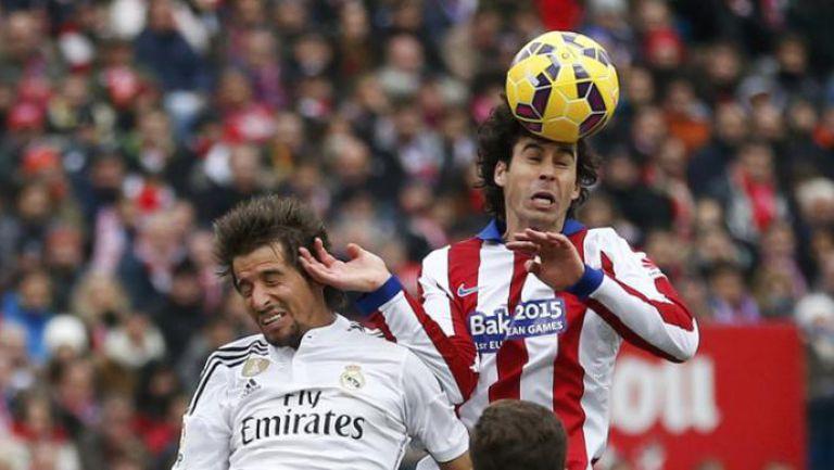 Атлетико Мадрид - Реал Мадрид 4:0