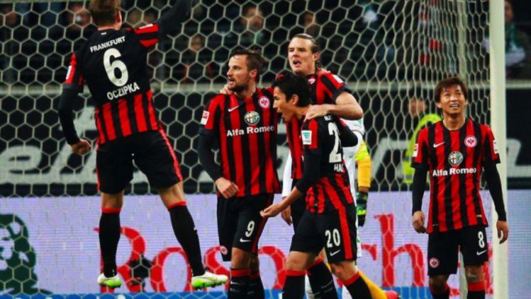 Новият голмайстор на Бундеслигата не се шегува (видео)