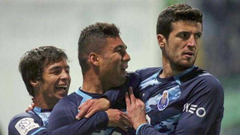 Порто - Витория (Гимараеш) 1:0