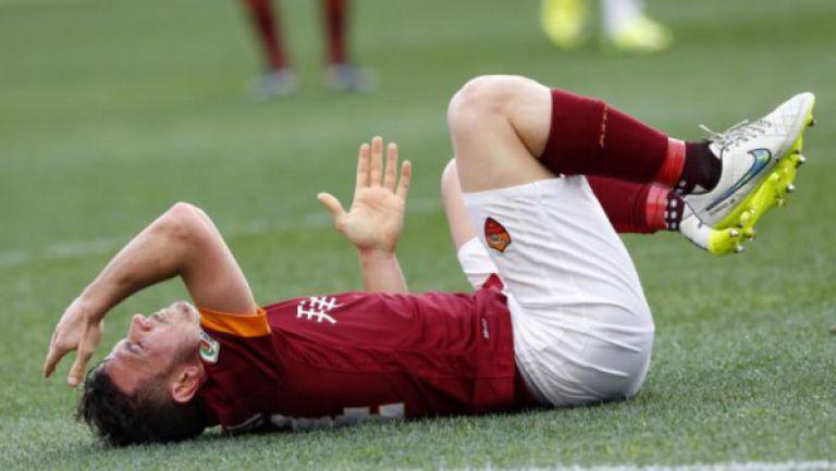 Рома - Парма 0:0