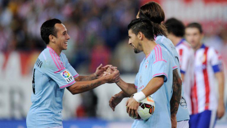 Селта - Атлетико (Мадрид) 2:0