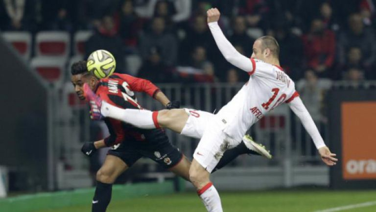 Ница - Монако 0:1