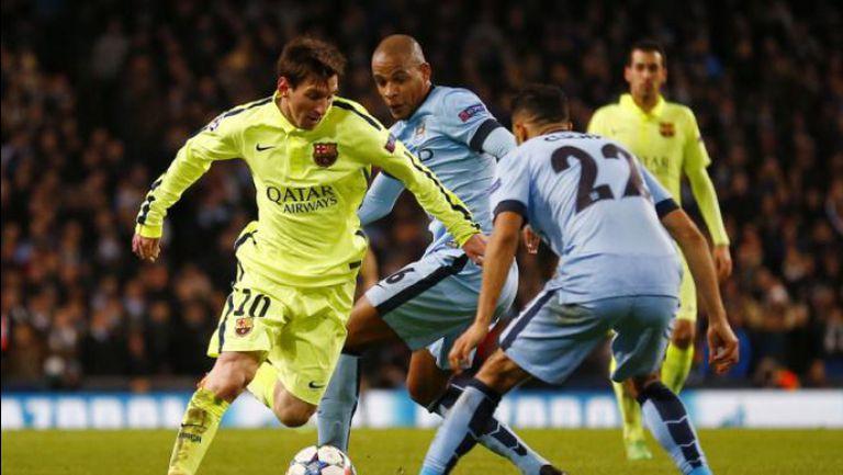 Манчестър Сити - Барселона 1:2