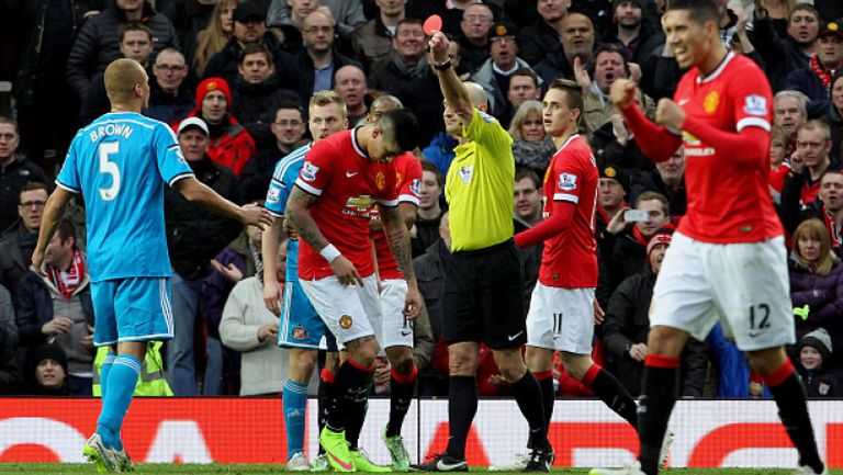 Манчестър Юнайтед - Съндърланд 2:0