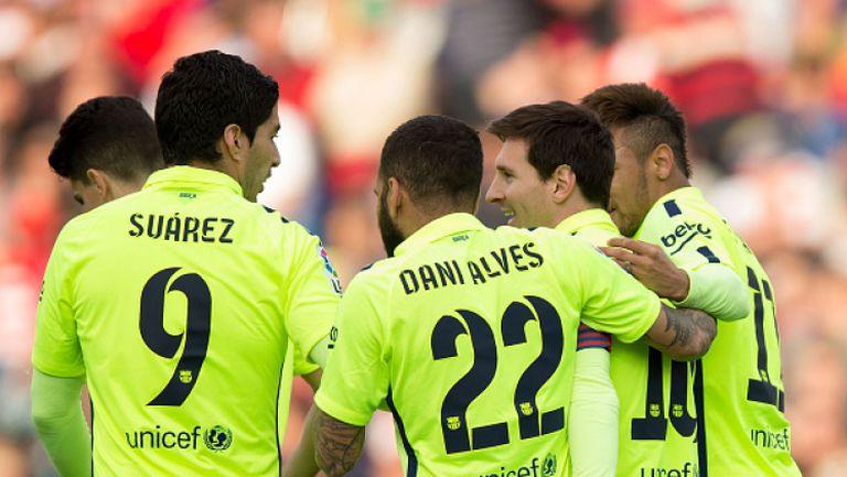 Гранада - Барселона 1:3