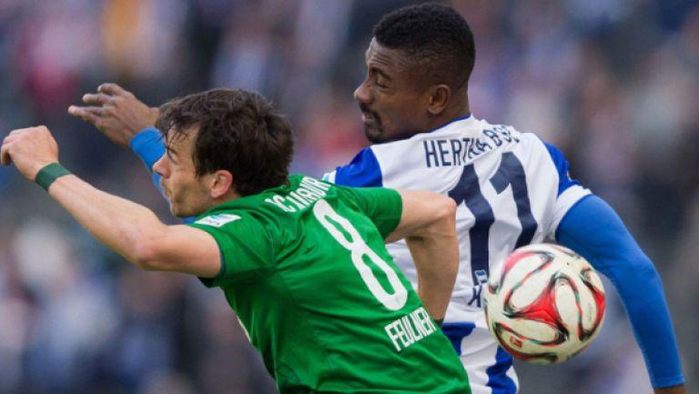 Херта (Берлин) - Аугсбург 1:0