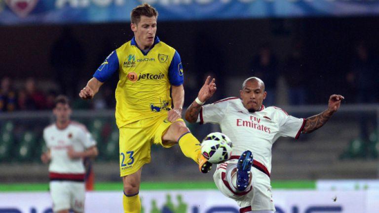 Киево - Милан 0:0