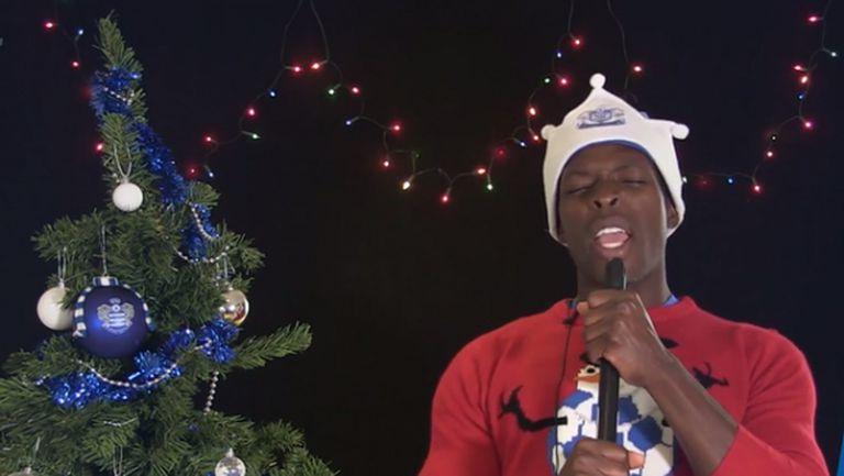 Коледният дух завладя съблекалнята на Куинс Парк Рейнджърс