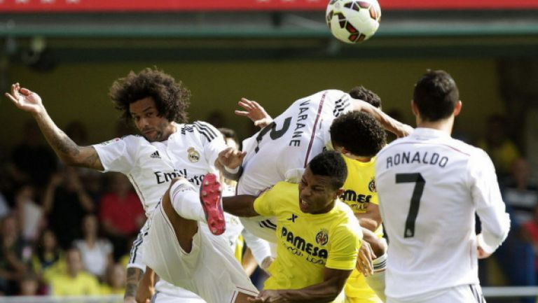 Реал (Мадрид) - Виляреал 1:1
