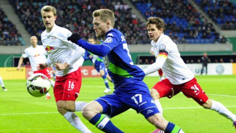 РБ Лайпциг - Волфсбург 0:2