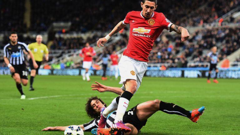 Нюкасъл - Манчестър Юнайтед 0:1