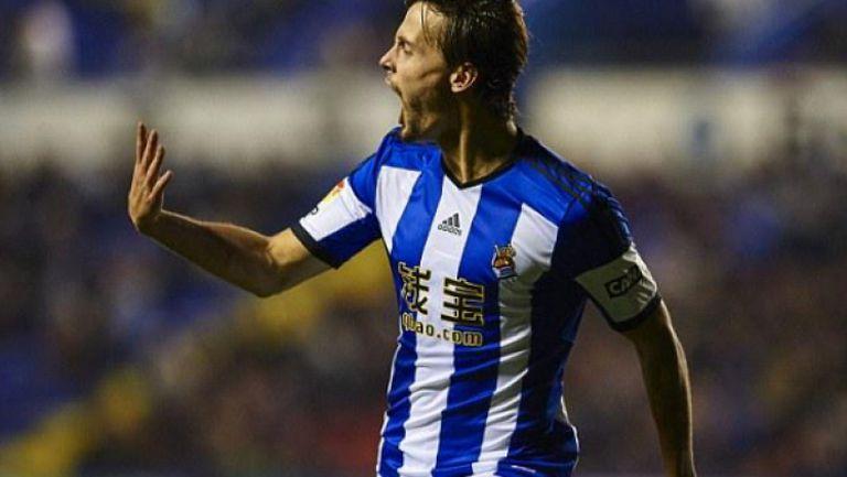 Реал Сосиедад - Еспаньол 1:0