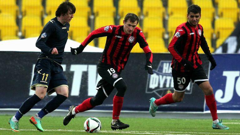 Амкар - Торпедо (Москва) 0:0