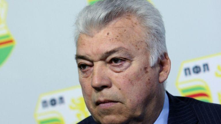 Христо Бонев защити задържания Мартин Камбуров