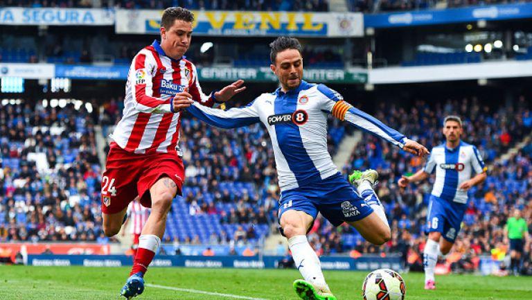 Еспаньол - Атлетико (Мадрид) 0:0