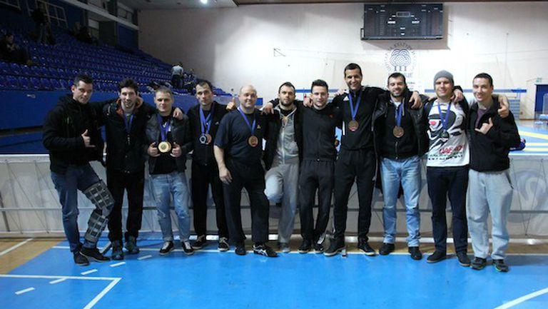11 медала за България от квалификационeн турнир за Abu Dhabi World Pro 2015