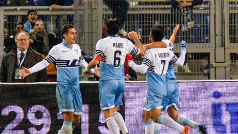 Торино - Лацио 0:2