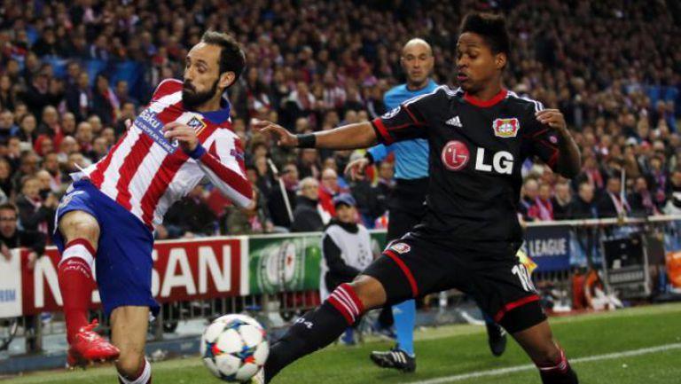 Атлетико (Мадрид) - Байер (Леверкузен) 1:0 (4:2 след дузпи)