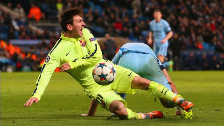 Барселона - Манчестър Сити 1:0