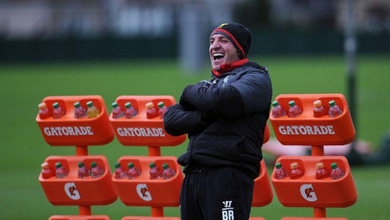 Роджърс: Не мисля, че някой може да свърши по-добра работа в Ливърпул от мен