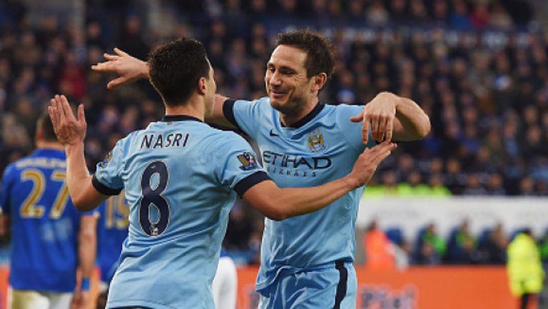 Лампард донесе пета поредна победа на Манчестър Сити (видео)