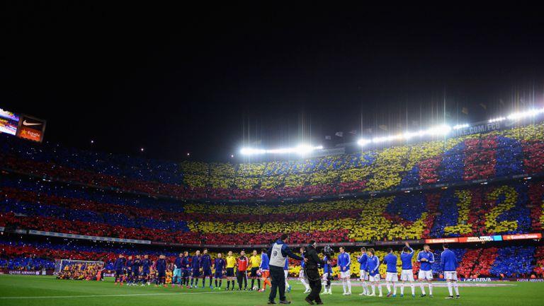 """Уникална атмосфера на """"Камп Ноу"""" за Барселона - Реал (Мадрид)"""