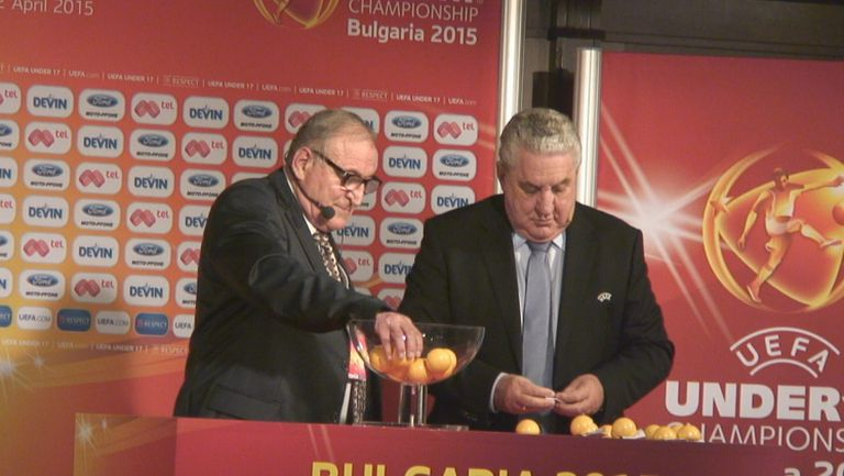 Пената прати България в свирепа група