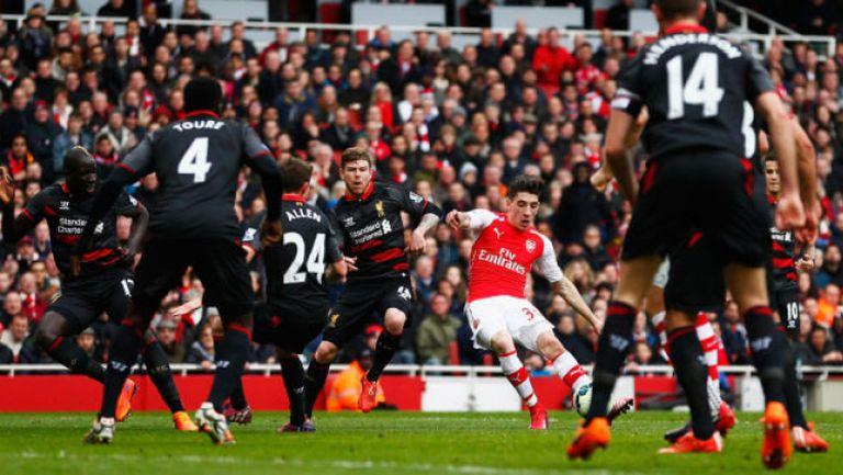 Арсенал - Ливърпул 4:1