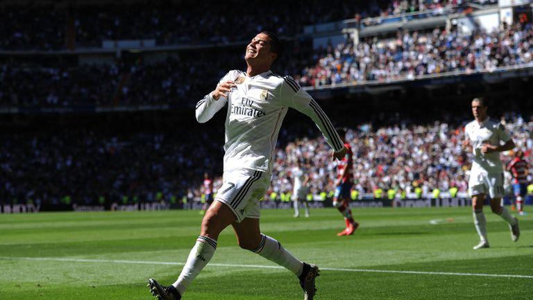 Реал (Мадрид) - Гранада 9:1