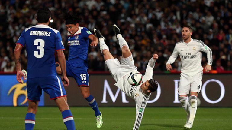 Кристиано не вкара гол, но сътвори нещо красиво (видео)