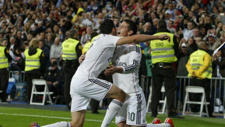 Реал (Мадрид) - Малага 3:1