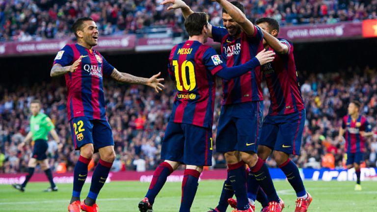 Барселона - Хетафе 6:0